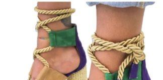 buty rzymianki