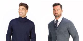 Modne swetry męskie 2021